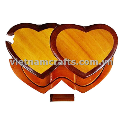 double heart wood puzzle box (1)