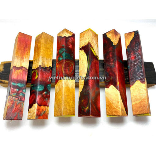 Wholesale Wood Resin Pen Blank Jewelry (5)