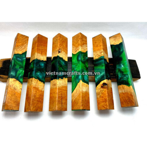 Wholesale Wood Resin Pen Blank Jewelry (6)