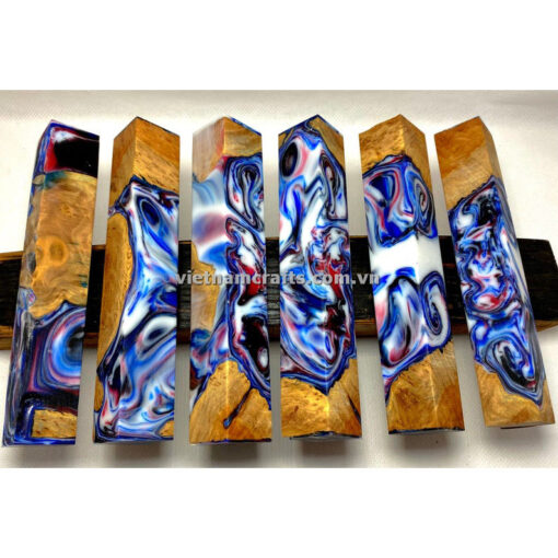 Wholesale Wood Resin Pen Blank Jewelry (8)