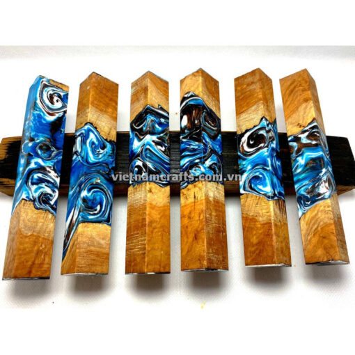Wholesale Wood Resin Pen Blank Jewelry (9)
