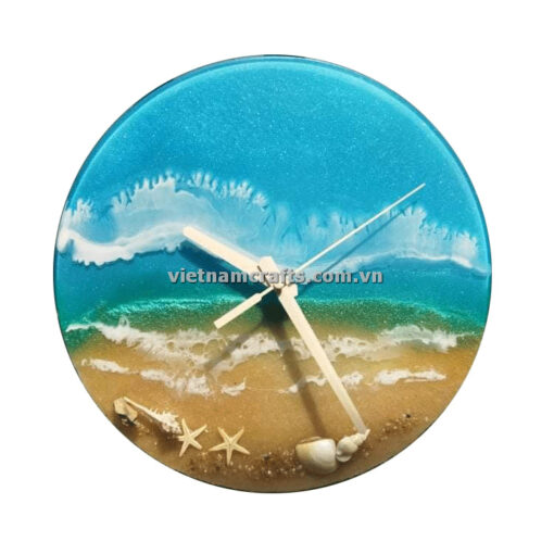 wholesale-epoxy-resin-wall-clock-supplier(1)