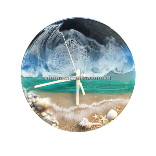 wholesale-epoxy-resin-wall-clock-supplier(2)