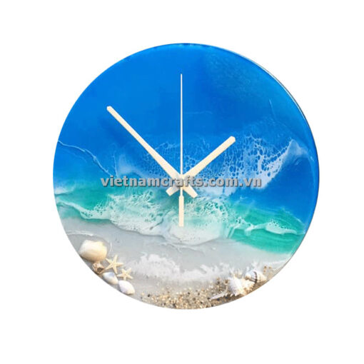 wholesale-epoxy-resin-wall-clock-supplier(3)