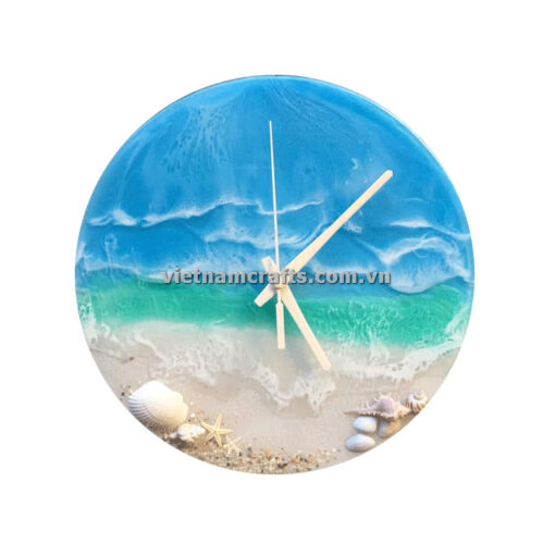 wholesale-epoxy-resin-wall-clock-supplier(4)