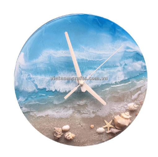 wholesale-epoxy-resin-wall-clock-supplier(6)