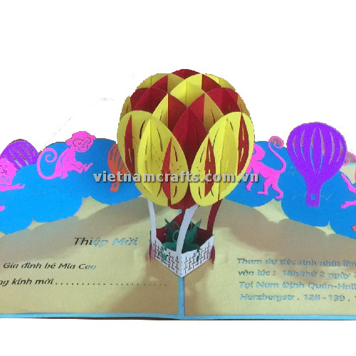CU01 Buy Custom 3d Pop Up Greeting Cards Congratulations day 3d Foldable Personalized Wedding Pop Up Card (1)