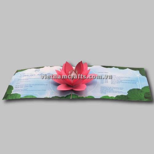 CU11 Buy Custom 3d Pop Up Greeting Cards Congratulations day 3d Foldable Personalized Wedding Pop Up Card Dell Inspirision