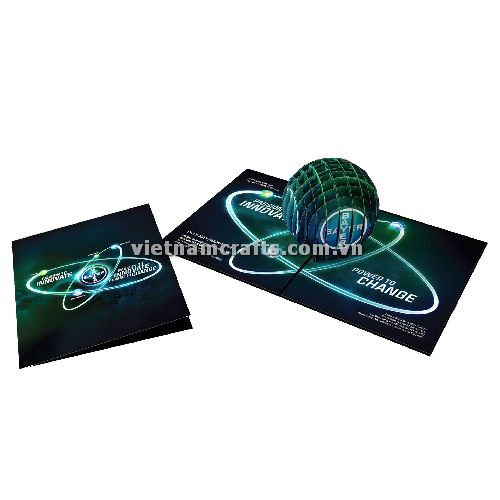 CU13 Buy Custom 3d Pop Up Greeting Cards Congratulations day 3d Foldable Personalized Pop Up Card Bayer