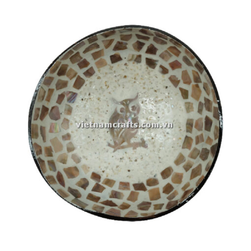 CCB95 A Wholesale Eco Friendly Coconut Shell Lacquer Bowls Natural Serving Bowl Coconut Shell Supplier Vietnam Manufacture (12)