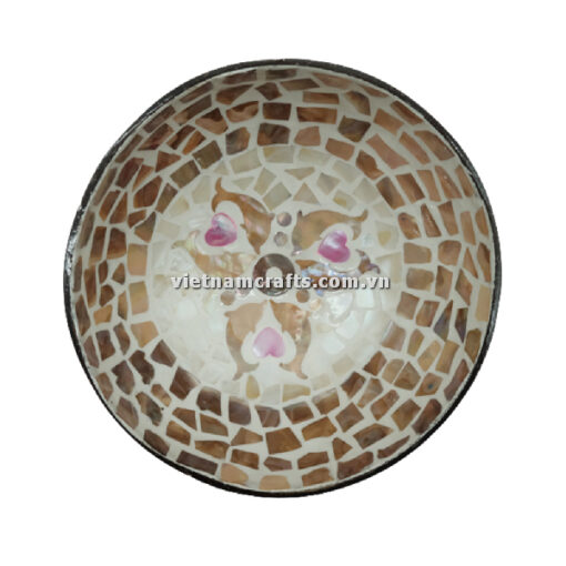 CCB95 A Wholesale Eco Friendly Coconut Shell Lacquer Bowls Natural Serving Bowl Coconut Shell Supplier Vietnam Manufacture (14)