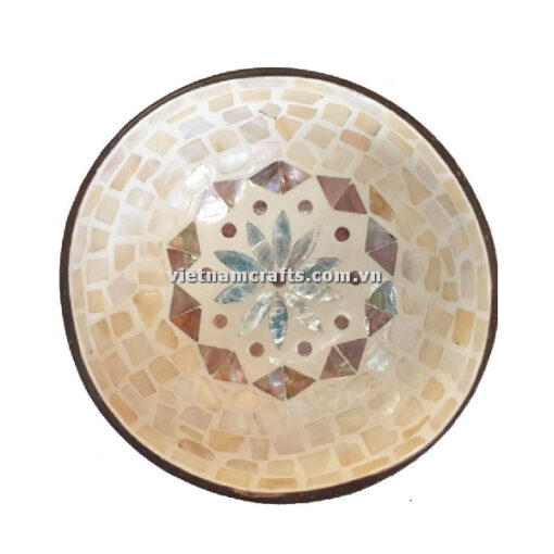 CCB95 A Wholesale Eco Friendly Coconut Shell Lacquer Bowls Natural Serving Bowl Coconut Shell Supplier Vietnam Manufacture (6)