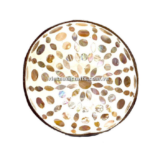 CCB95 A Wholesale Eco Friendly Coconut Shell Lacquer Bowls Natural Serving Bowl Coconut Shell Supplier Vietnam Manufacture (9)